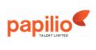 Papilio Talent Logo